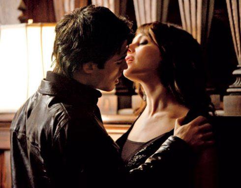 Damon and Matt's mom