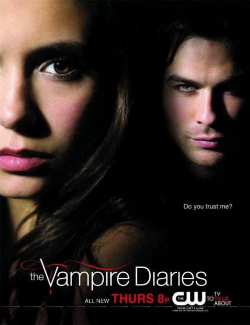 vampire diaries damon and elena kiss. Initially, Damon sees Elena as
