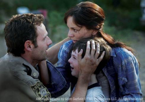 DS, Lori & Carl reunite