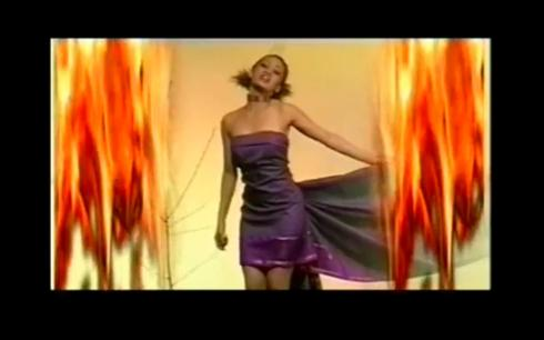 Jackie girl on fire Joanne