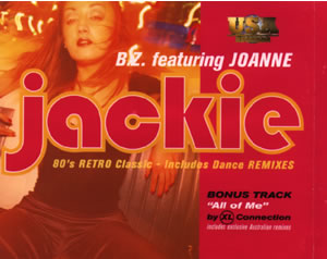 Jackie single cover