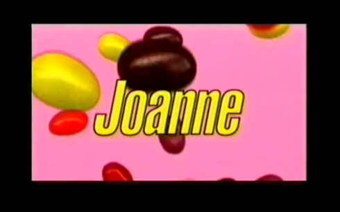 Jackie Joanne jelly bean shower