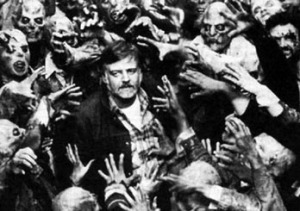 Romero zombie hands