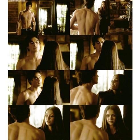 Gorgeous irresistible wrecked Damon