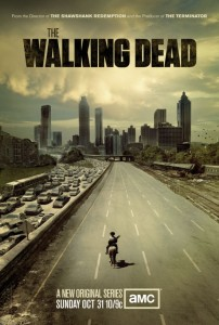 The Walking Dead promo poster