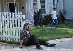 Want a white picket fence life? Hook up with a zombie!