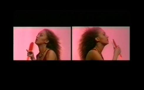 Jackie hairbrush moment