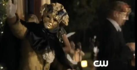Vampire Diaries Masked Avenger Dude