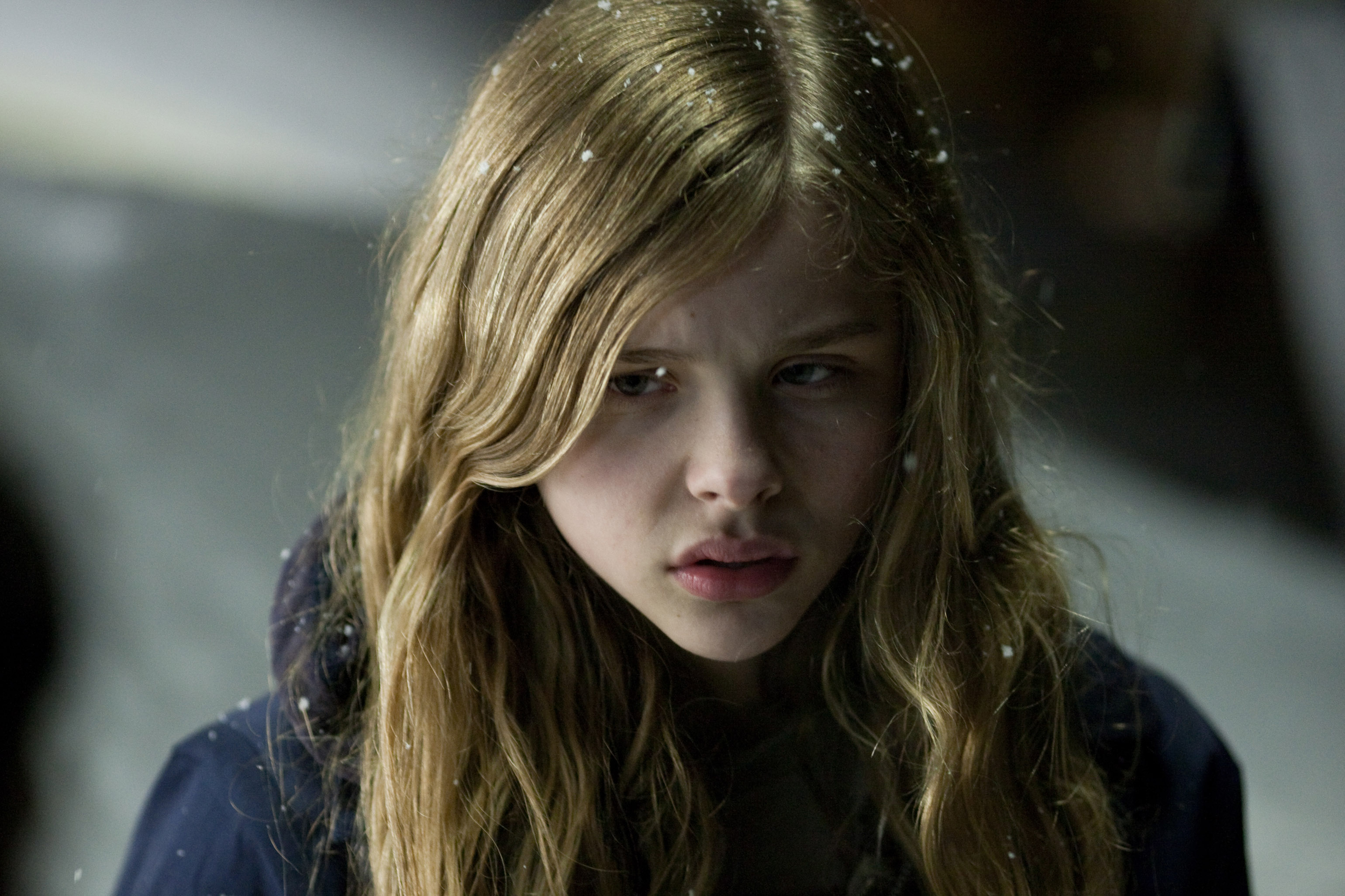 Chloe Grace Moretz Let Me in Vampire