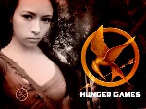 Jodelle Katniss Halloween emblem