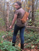 Jodelle Katniss Halloween