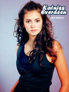 Katniss Nina Dobrev