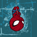 Spiderman_by_superdot