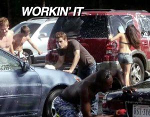 Stefan Elena car wash