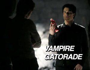 Vampire Gatorade