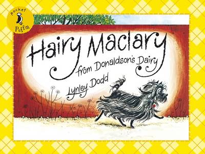 Hairy McClary from Donaldson's Dairy