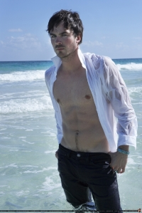 ian-somerhalder-water
