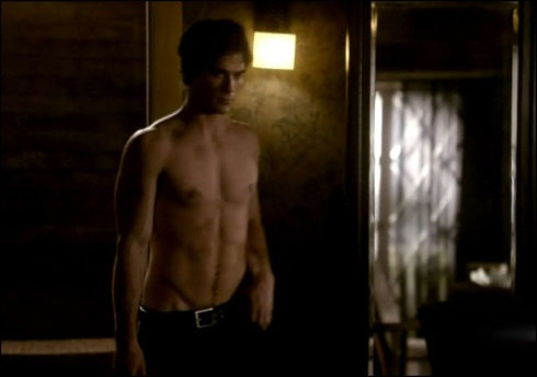 shirtless-damon