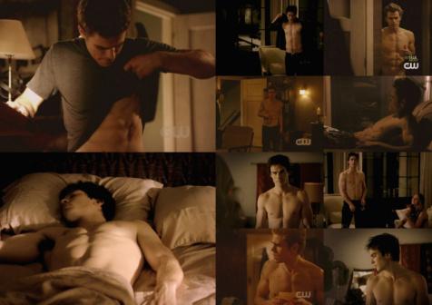 shirtlesssalvatoresseasonone