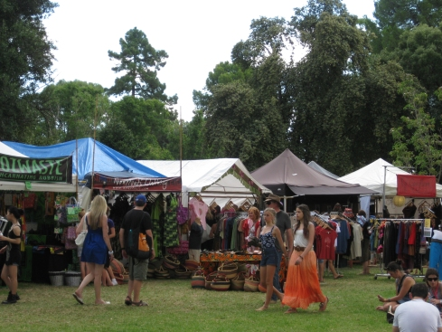WOMADstalls