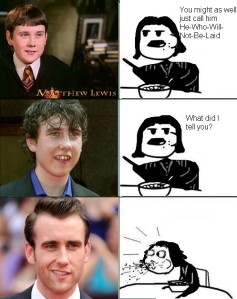 Matt Lewis Has Successfully Traveled Through Puberty - F YEAH!